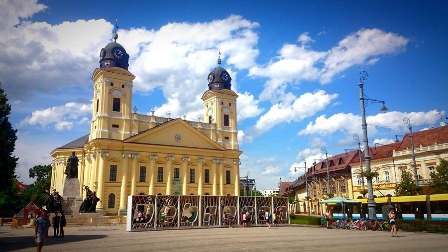 Life in Debrecen. City Life Hungary First Eyeem Photo