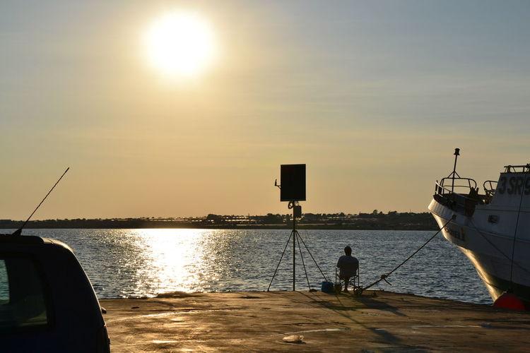 al porto di Portopalo Mare ❤ Natural Porto Nature Nave Nave Da Pesca