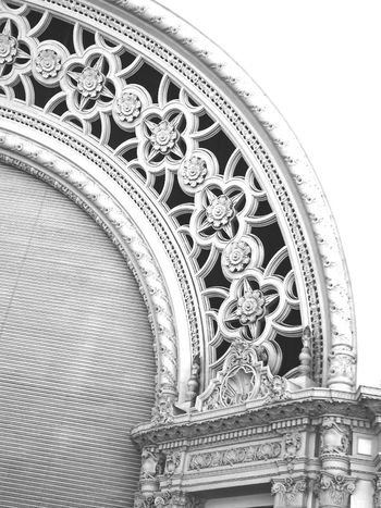 Taking Photos Architecture Black And White In The Details