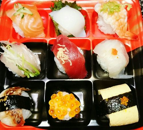 Sushi Sushi Time Asian Food Healthy Food Enjoying A Meal What's For Dinner?