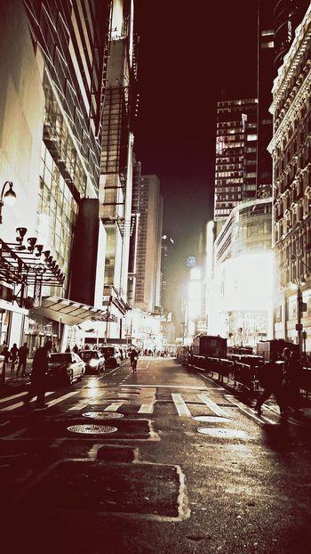 Newyorkcity Newyorkstreets Timesquarenyc Streetphoto_bw Street Photography Travelphotography Travels Capture The Moment Night Lights