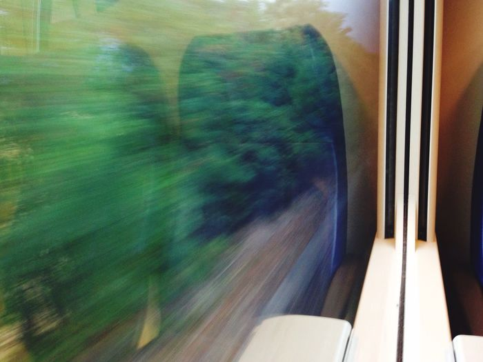 Faster Train Transportation Window Mode Of Transport Glass - Material Blurred Motion Travel Motion Close-up Transparent Vehicle Interior Day Journey First Eyeem Photo Mobility In Mega Cities The Art Of Street Photography