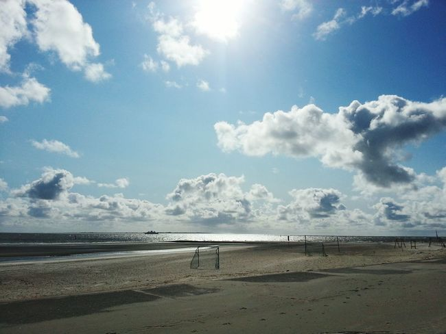 Strand Poesie Clouds And Sky Cloud Porn Norderney Wasser Life Is A Beach Landscape Relaxing Zeit