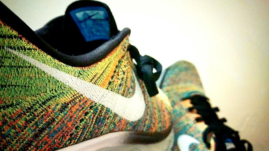 Nike ✔ Shoes ♥ Flyknitmax Fitness Taking Photos Happy :) Goodnight✌ HTC One M9 新鞋新希望,假裝很認真。ψ(`∇´)ψψ(`∇´)ψψ(`∇´)ψ