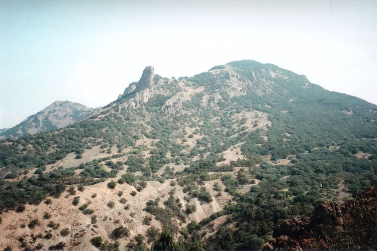 35mm Beauty In Nature Film Geology Hill Idyllic Landscape Majestic Mju2 Mjuii Mountain Nature Olympus Outdoors Physical Geography Summer Summertime Tourism Travel Traveling Valley
