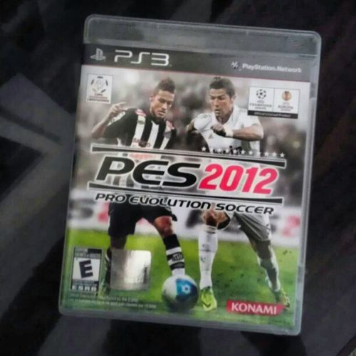 See me, I'll whoop on anyone tho Pes 2012 Soccer Ismash ps3