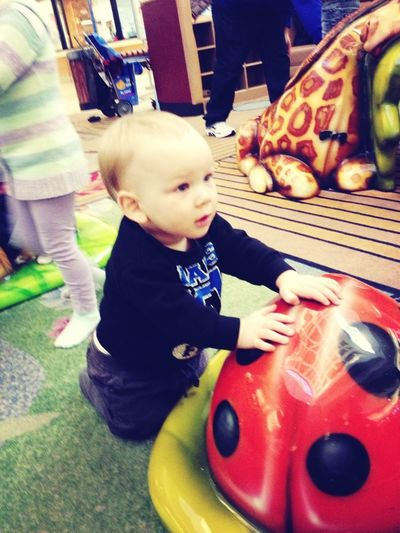Playtime @ The Mall
