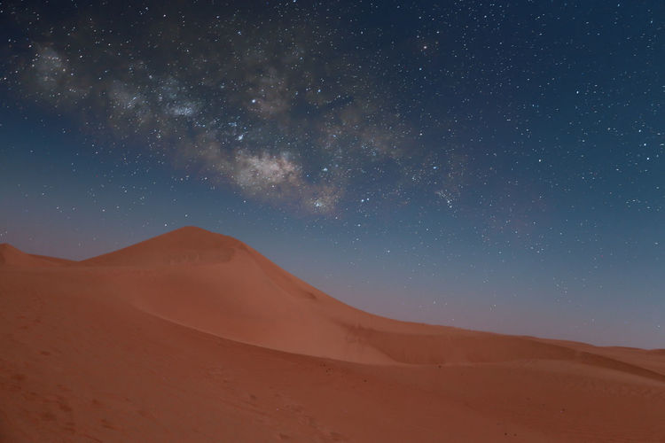 Milky way from desert Najran Saudi Arabia Astronomy Beauty In Nature Desert Environment Galaxy Land Landscape Milky Way Milkyway Nature Night No People Sand Sand Dune Scenics - Nature Sky Space Star Star - Space السعودية  درب التبانه نجران نجوم EyeEmNewHere