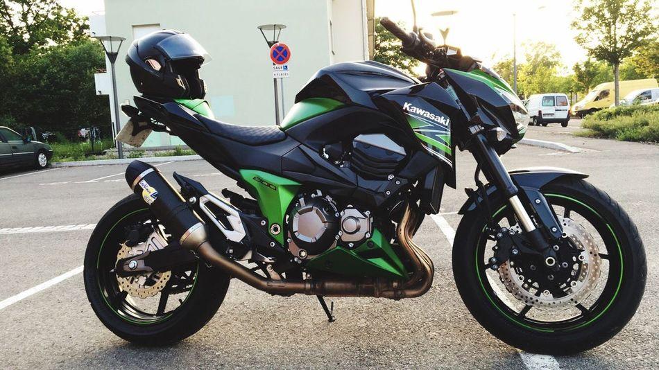 Kawasaki Z800 Aşkbuaşk Adana