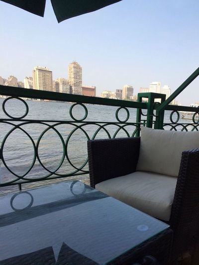 A seat by the Nile First Eyeem Photo Riverside Seat Seat By The River Peace And Quiet