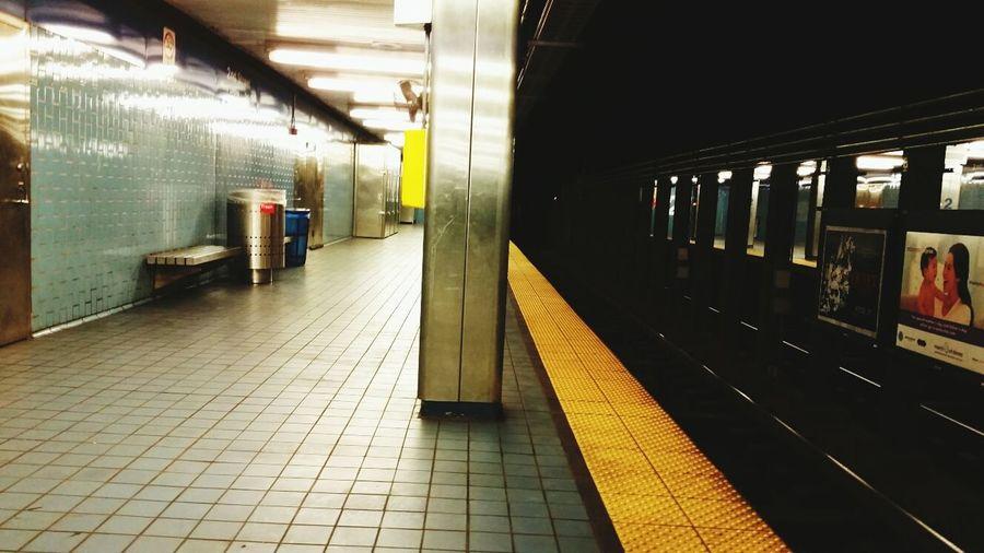 Subway Urban Landscape Septa