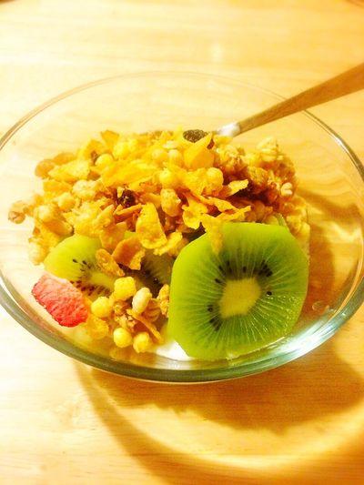 2月26日 朝ごはん Breakfast