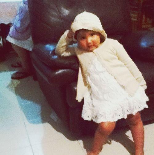 Mi bebe First Eyeem Photo