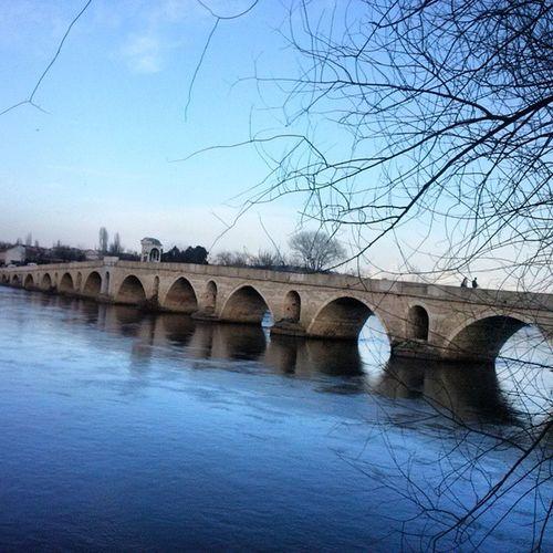 Edirne Meriç Nehri Europe Turkey Travel ForGood Holiday