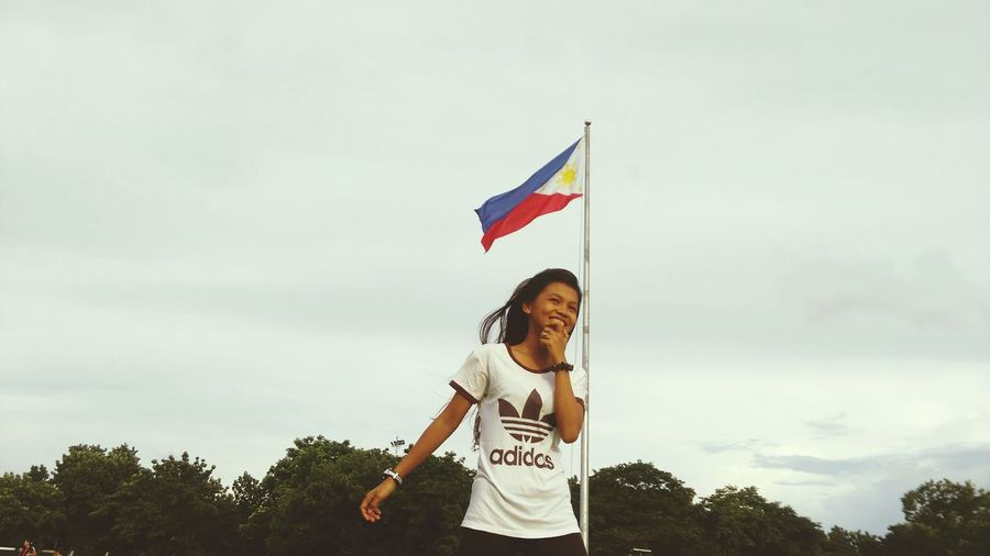 First Eyeem Photo National Philippines Mobilephotography Patriot Loveforcountry