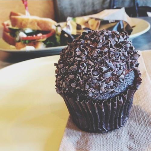 The Foodie - 2015 EyeEm Awards Bread Co Cupcake Yum Chocolate Sprinkles