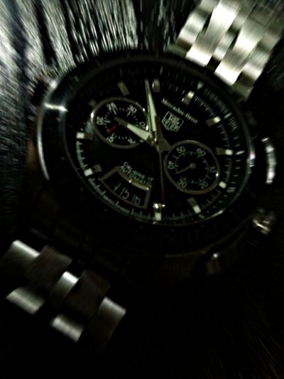 Tag Heuer Luxury Watch Mercedesbenz
