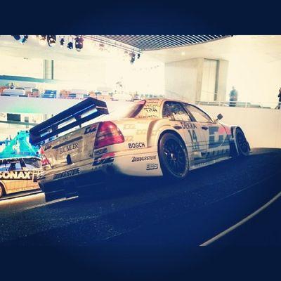 Datass DTM Racecar W202 AMG