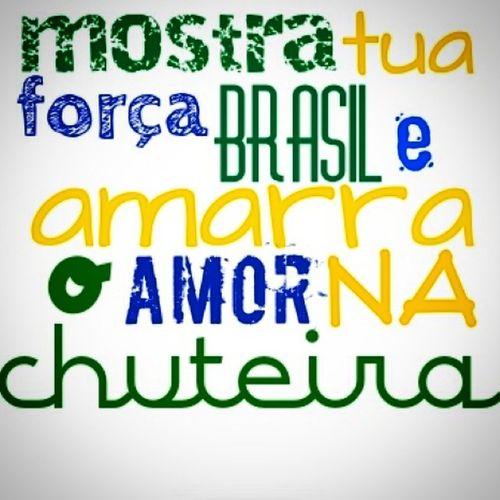 Copa2014brasil Copa2014 Worldcup Copa worldcup2014 brasil brazil copadomundo worldcup2014brazil fwc inspiracaododia soccer blogueiras taçanaraça