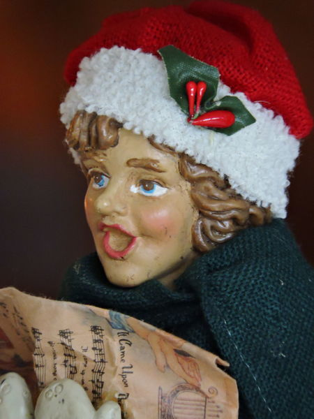 Adult Adults Only Caroling Christmas Caroling Christmas Decoration Close-up Clown Day Headshot Human Body Part Human Face Indoors  Leisure Activity Lifestyles Looking At Camera No People, Portrait
