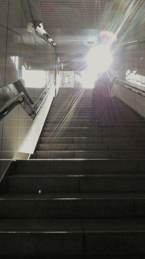藤崎駅 Morning Light Subway Station Subwayphotography Taking Photos Fukuoka,Japan