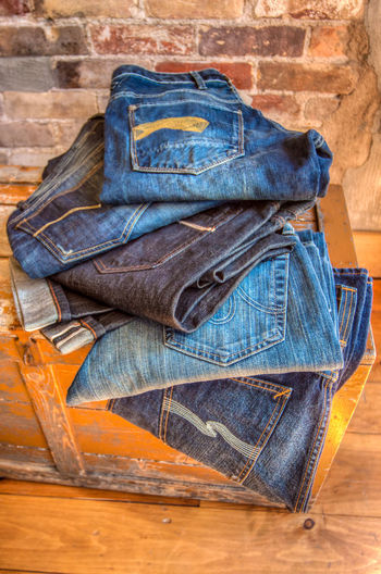 Blue Close-up Indoors  Jeans No People Retail  Retail Display Retail Place Retail Store First Eyeem Photo