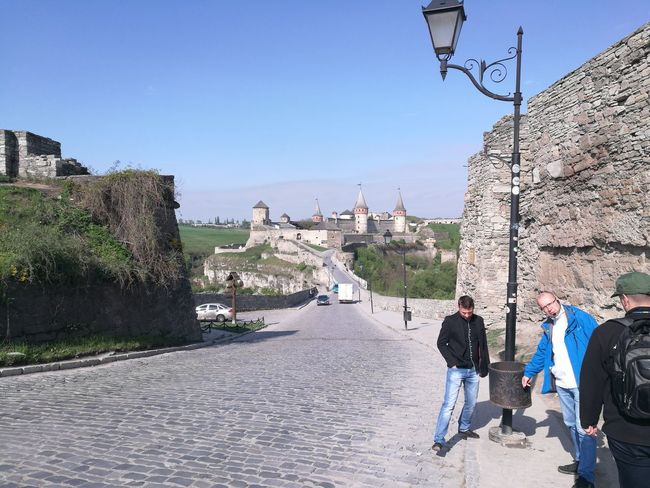 Rzeczpospolita Twierdza Castle History Pan_wolodyjowski Mały_rycerz Kamieniec Podolski Sienkiewicz