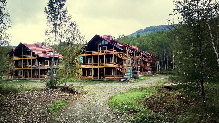 Горнолыжный комплекс Холдоми, Хабаровский край, Sky, Travel
