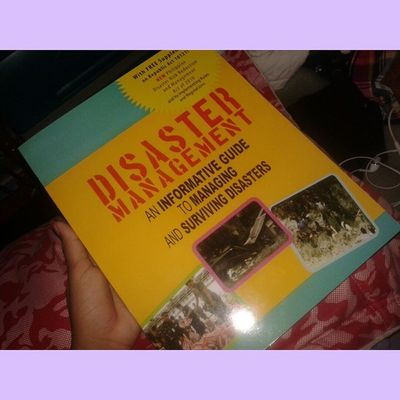 Disaster Management Book - Is This Very Useful? ~