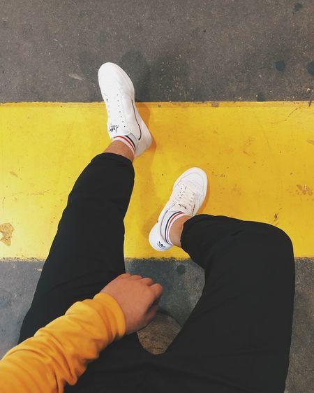 Street White