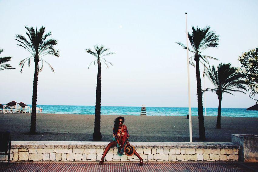 Puerto banus beach Marbella
