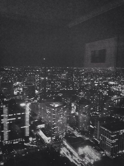 Night viwe of Yokohama? Good Night