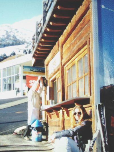 Skiën! Snowbarden