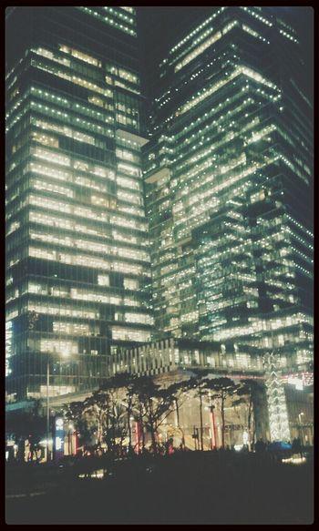 Architecture Building In Korea Seoul