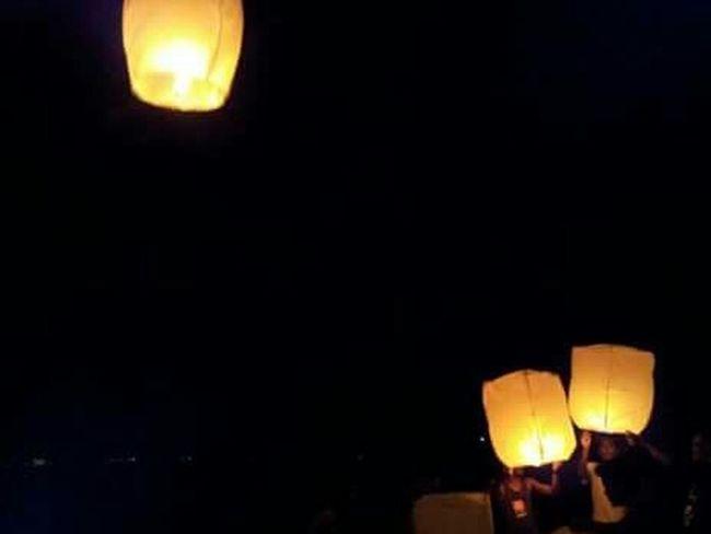 Sky Lanters