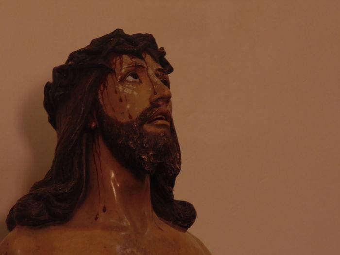 Jesus Portrait Sacred Statue