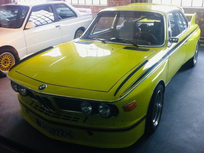 BMW 3.0 CSL Car