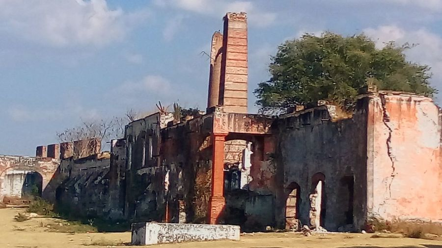 ruinas Old Ruin History Architecture Built Structure Deterioration Abandoned