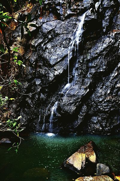 Waterfall Nautre Landscape_photography Landscapes Stones Water Stream