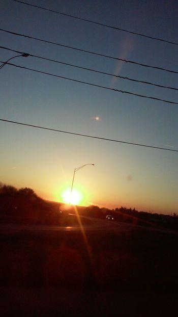 What a beautiful sunset