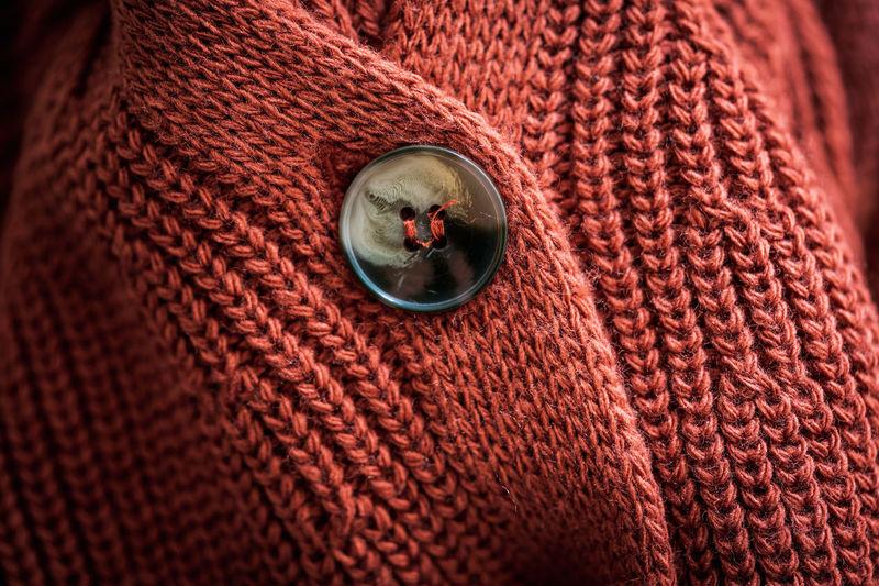 Full frame shot of sweater