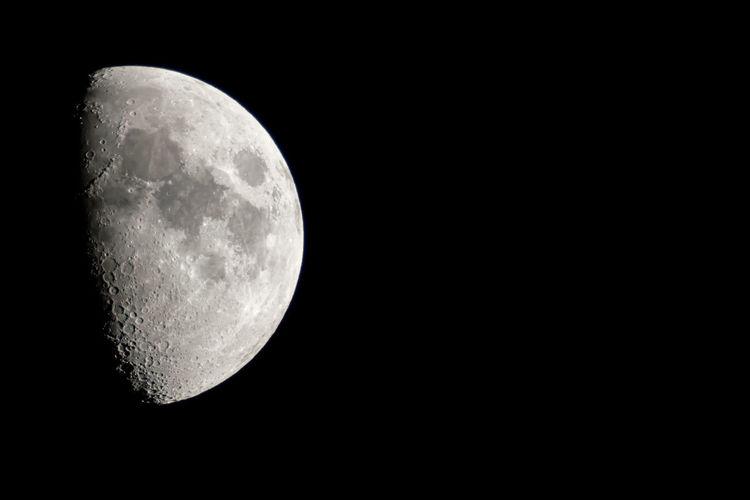 Quarter Moon- 1