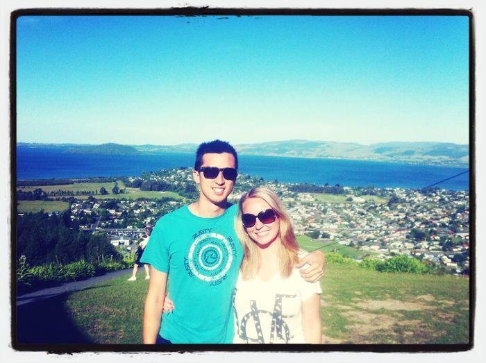 Top Of Rotorua!!