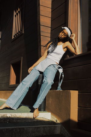 Lazy Sunday Black Girls Babygirl Baby Face! New Fashion