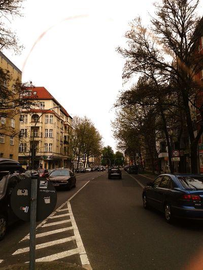 Ideas.. Berlin Walking Around