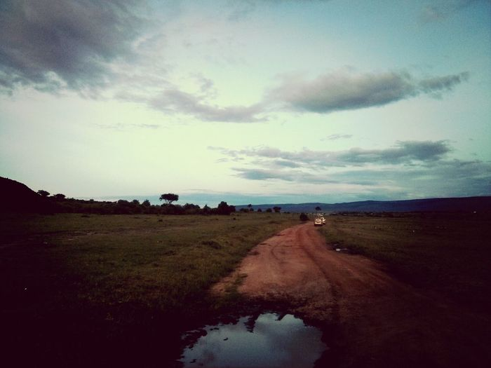 Driving Masai