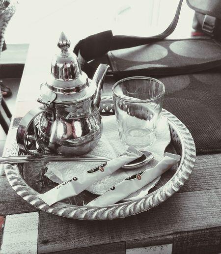 Tea timr Teapot