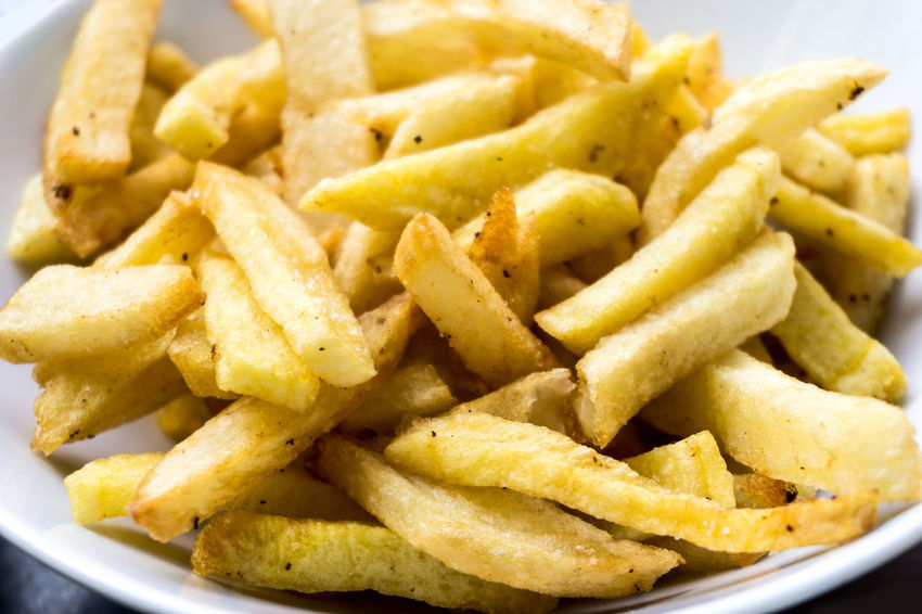 Close-up Day Fast Food Food Food And Drink French Fries Freshness Indoors  No People Plate Potato Chip Prepared Potato Ready-to-eat Snack Unhealthy Eating Yellow