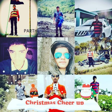 Christmas cheer up.!!! Merrychristmaseveryone MerryChristmas Photogrid Christmascheer