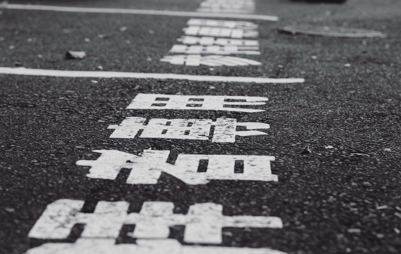 Surface Level Street Streetphotography Road Japan Photography